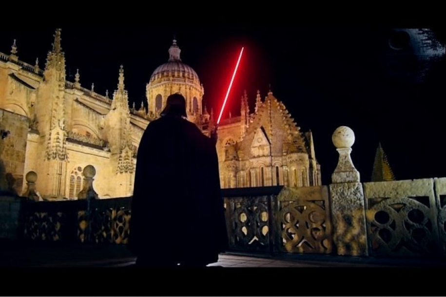 TRAINING DAY -STAR WARS SALAMANCA